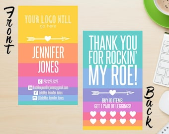 2 x 3.5 Two Sided Business Card Design sure to set your business apart from the rest! **DIGITAL FILE ONLY**