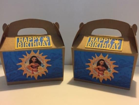 Personalized Gift Box Disney Moana