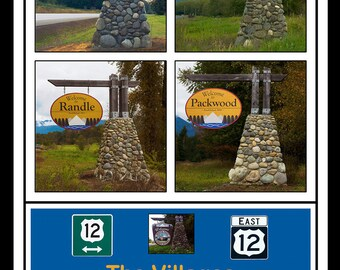 Villages of the White Pass Scenic Byway