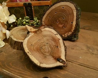 Tree Limb Soap Dishes