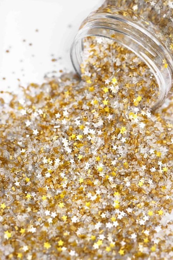 how to make sugar crystals edible