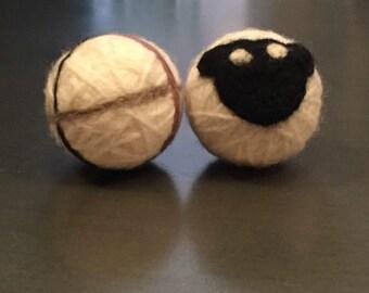 woll-kreaturen dryer balls
