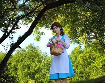 Beauty and the Beast - Belle cosplay costume Disney