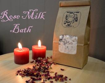 ROSE Milk Bath - Milk Bath Powder