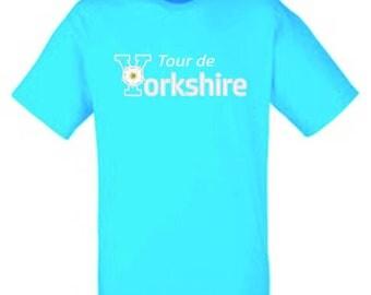 Tour de Yorkshire Cotton Tee Shirt