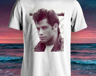 John Travolta Grease film T-Shirt