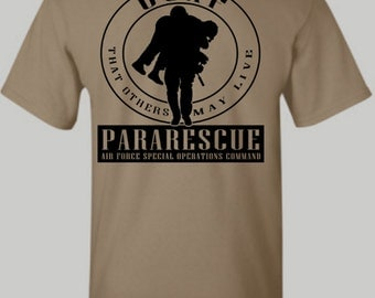 U.S. Air Force Pararescue shirt, USAF, tshirt, hoodie, long sleeve shirt