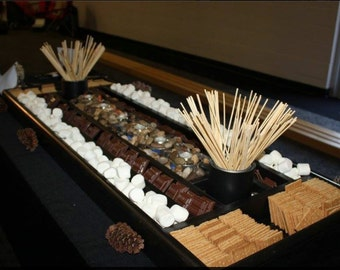 Indoor / Outdoor S'Mores Bar - FREE SHIPPING!