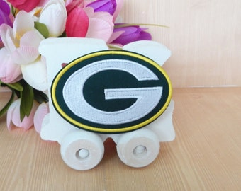 Green Bay Packers Iron On Transfter Patch