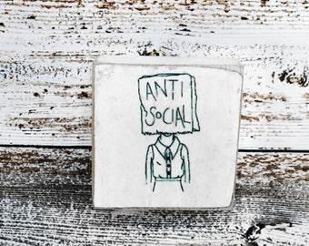 Anti-Social block