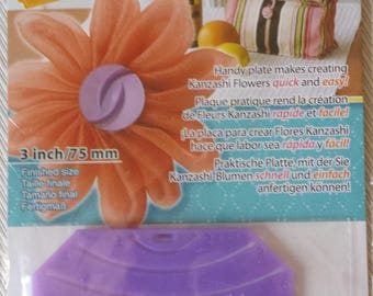 Kanashi Flower Maker by Clover - Instructions Included - NEW