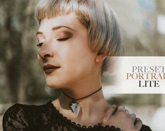 Portrait Lite - Bundle Preset - Adobe Lightroom Preset for 4, 5, 6 and CC