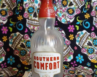 Southern Comfort Liquor Bottle Lamp