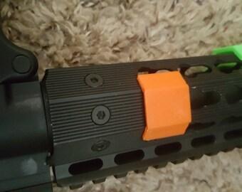 3D Printed Keymod Rail Accessories
