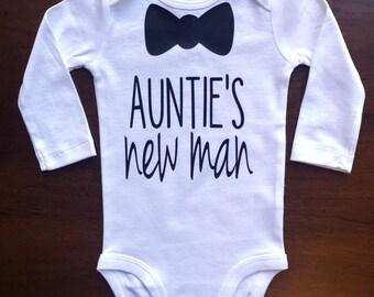 Auntie's New Man