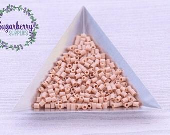 Mini Tan 2000pc Perler Fused Bead Package Mini  - Mini Perler Beads - Fuse Beads - Melty Beads - Bead Lot