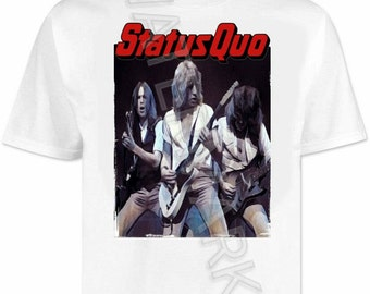 Status Quo T shirt . shirts