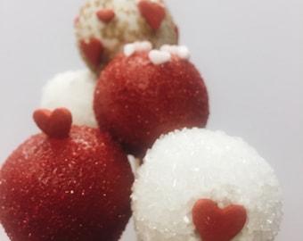 VALENTINE'S DAY - Cake Pops - 1 Dozen