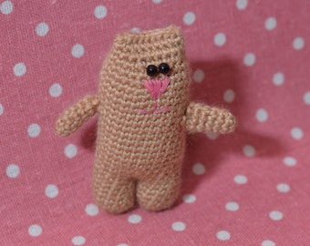 Crochet cat/ handmade cat/ amigurumi /amigurumi cat
