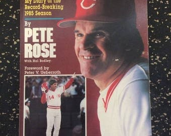 Countdown To Cobb - Written By Pete Rose