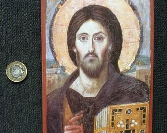 Christ (St Catherine's Monastery, Sinai)