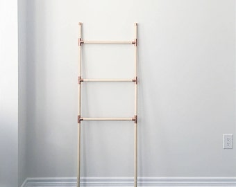 Blanket Ladder DIY Kit