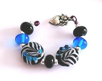 Zebra Beads