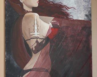Luis Royo Cover