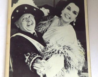 Sugar Babies Broadway Playbill, Mickey Rooney and Ann Miller, 1981, Mark Hellinger Theater