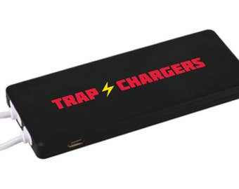 TrapCharger Portable Phone Power Bank