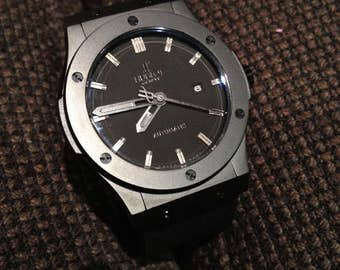 Watches Hublot Classic Fusion Black Magic