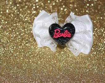 Goth Barbie Lolita Ring