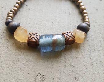 Boho Earth Baby Bracelet