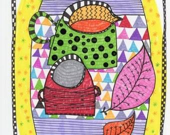Quietude - Original Artwork