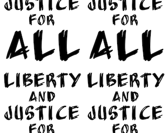 instant download postcard liberty for ALL
