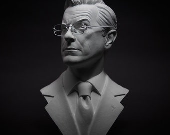 Bust of Steven Colbert - 1/2 scale