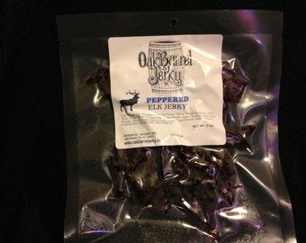 Pepperd Elk Jerky