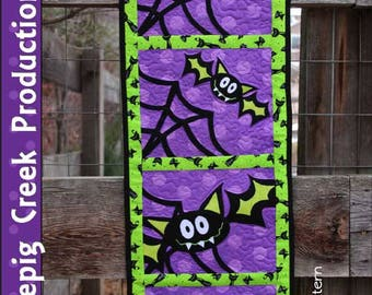 Bat Trap Wall Hanging