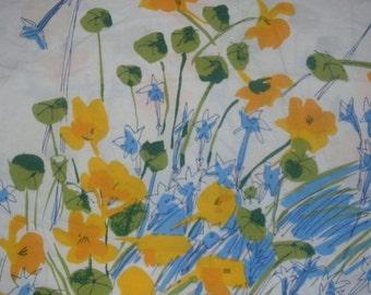 Vera Neumann Floral Pillowcase