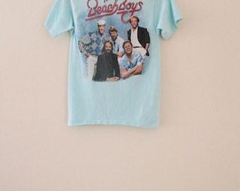 1985 Beach Boys Tour Tee
