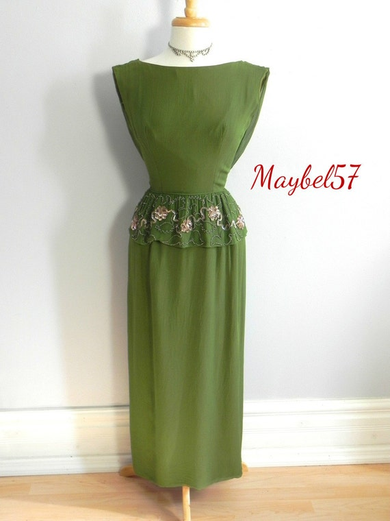 Gorgeous Vintage Evening Dresses Eligent Prom Dresses