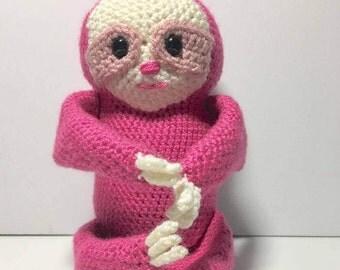 Sloth Crochet Pattern PDF Amigurumi