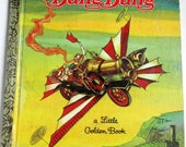 """Little Golden Book First Addition """"Chitty Chitty Bang Bang"""" #581"""