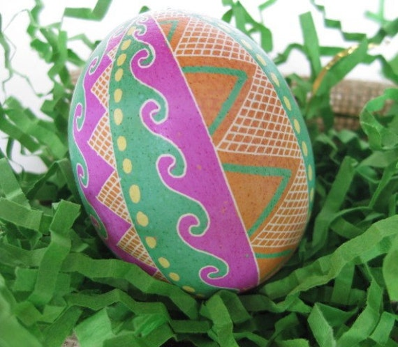 Baby's First Easter personalize in your way best Pysanka egg is the one made with your personal touch pregnancy reveal Easter egg