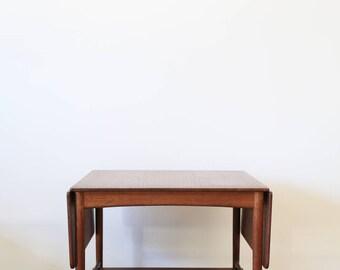 Hans Wegner Drop Leaf Side Table / Coffee Table