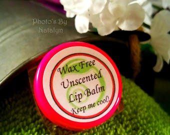 Wax Free Lip Balm 0.15 oz