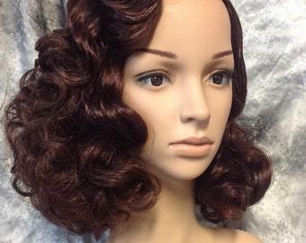 Femme Fatale Wig Dark Brown #2317