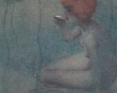 Ondine by Raphael Kirchner, circa 1905