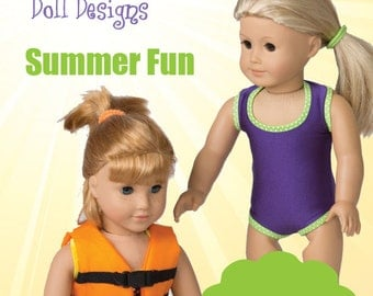Too Cute Doll Designs - Summer 2016 DIGITAL VERSION