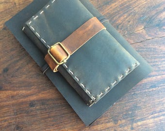 Moleskine custom, Handmade leather notebook cover, Pocket size journal, Moleskine personalized notebooks, Custom leather book covers